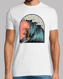 conquistador de olas