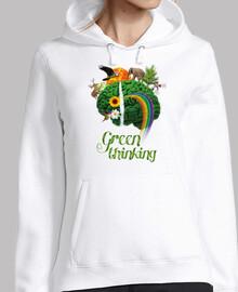 consapevolezza verde - king magro verde