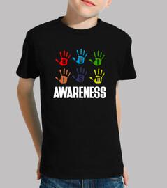 consciencia sobre el autismo