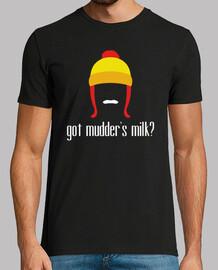 conseguido mudders leche?