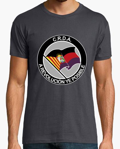 Camiseta Consello Rechional d'Esfensa d'Aragón