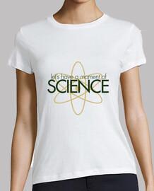 consente di avere un attimo of scienza