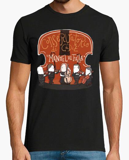 Camiseta Conservatorio completa