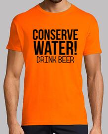 Conserve Water! - Drink Beer