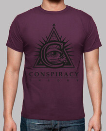 Conspiracy Theory Logo BK Official