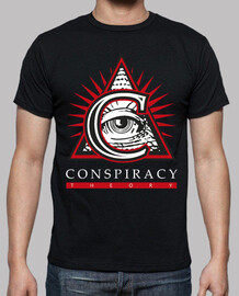 Conspiracy Theory Logo Official NEW
