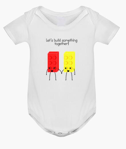 Ropa infantil Construyamos algo juntos