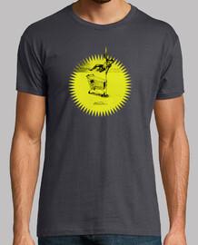 Consumaquia amarilla/ gris chaval
