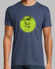 Consumaquia verde/ denim chaval