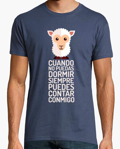 Camiseta Contar Ovejitas