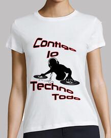 Contigo lo Techno todo