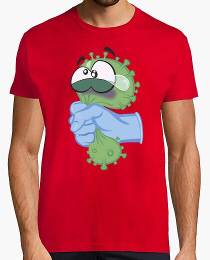 Camiseta Contra el coronavirus - chico