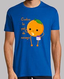 Contra la piel de naranja...