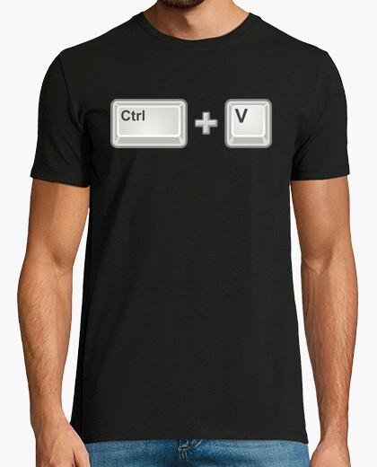 Camiseta Control Ctrl V CtrlV
