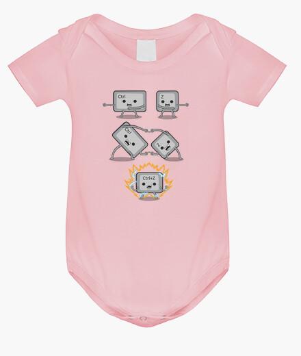 Ropa infantil Control Z Fusion