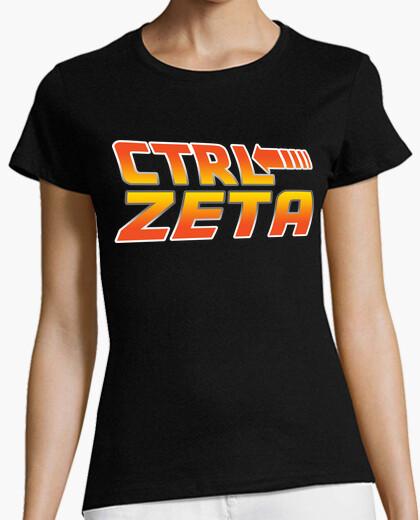 Camiseta control zeta