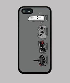 contrôleur de l'évolution de l'iphone