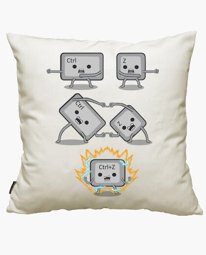 Fodera cuscino controllo z fusione