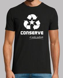 Converse - Conserve el medio ambiente