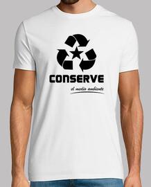 Converse - Conserve el medio ambiente -