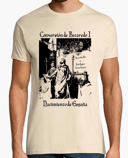 Conversion of recaredo t-shirt