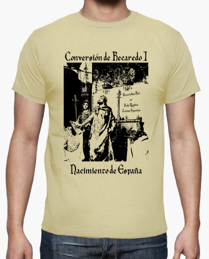 Conversion recaredo t-shirt