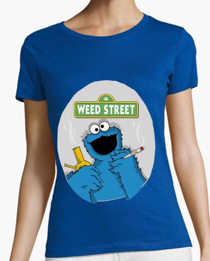 Cookie bong monster - Camiseta mujer