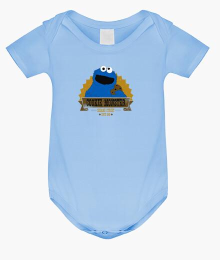 Ropa infantil Cookie Monster