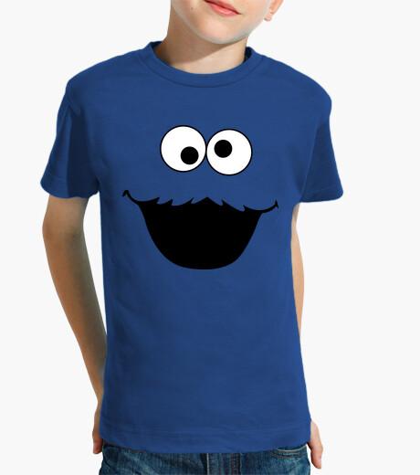 Abbigliamento bambino cookie monster