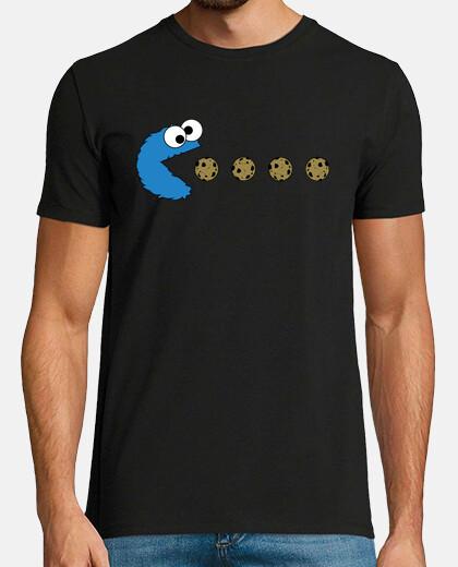 Camisetas Cookie Monster
