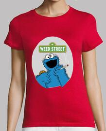 Cookie monster - Camiseta mujer