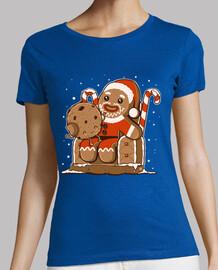 cookie santa
