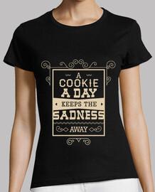 cookie un day keep la tristesse loin de