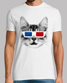 cool 3d kitten
