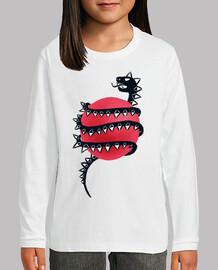 cool evil dragon snake