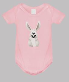 cool illustration rabbit