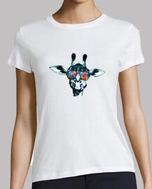 Cool Jirafa - Camiseta Chica