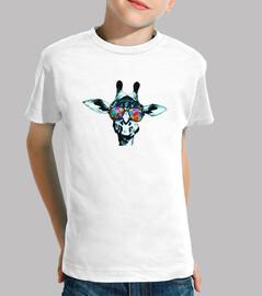 Cool Jirafa - Camiseta Niñ@