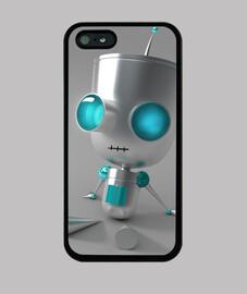 Cool Robot - iPhone 5