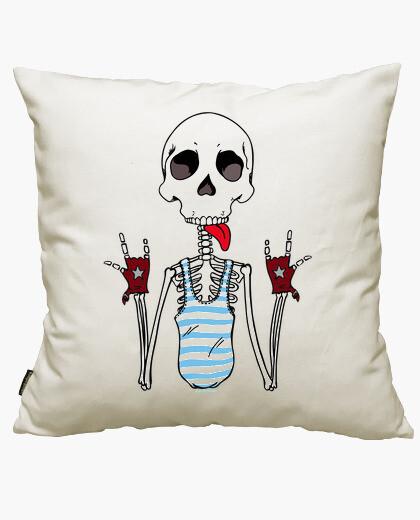 Funda cojín Cool Skeleton.