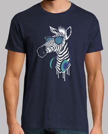 cool zebra t shirt