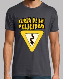 cooltee CURVA DE LA FELICIDAD . Solo disponible en latostadora