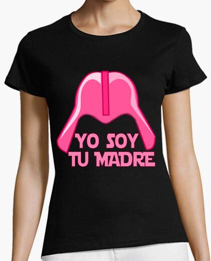 T-shirt cooltee io sono la vostra mamma . solo disponibile in tostadora