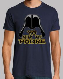 cooltee je suis ton père. disponible uniquement en latostadora