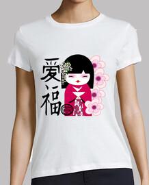 Cooltee KOKESHI, muñeca japonesa. Solo disponible en latostadora