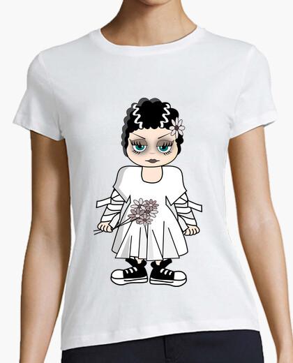Camiseta Cooltee LA FAMOSA NOVIA . Solo disponible en latostadora
