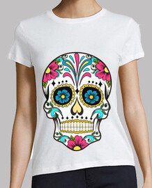 cooltee mexican skull. toaster