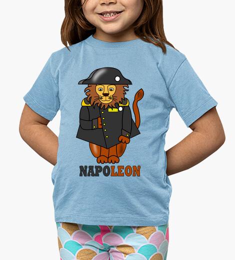 Ropa infantil Cooltee Napoleon . Solo disponible en latostadora
