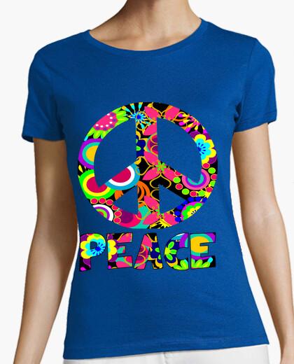 Camiseta Cooltee PEACE. Solo disponible en latostadora