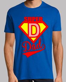 cooltee super dad super papà . disponibile solo nella tostadora